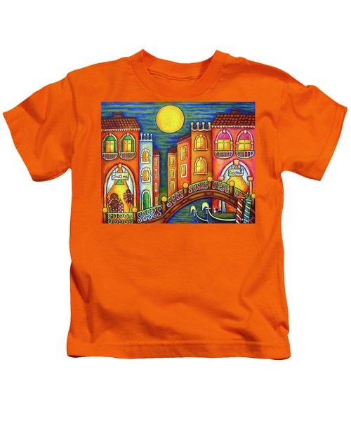 Venice Soiree Kids T-Shirt