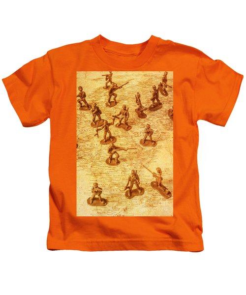 Vintage Battlefront Kids T-Shirt