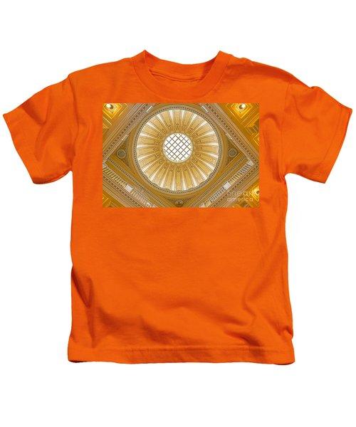 Virginia Capitol - Dome Kids T-Shirt