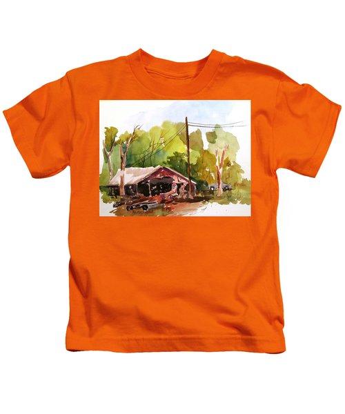 Virginia Saw Mill Kids T-Shirt