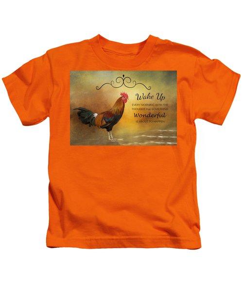 Wake Up Kids T-Shirt