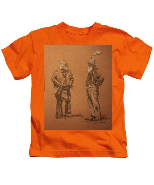 Wanna Buy A Hat? Kids T-Shirt