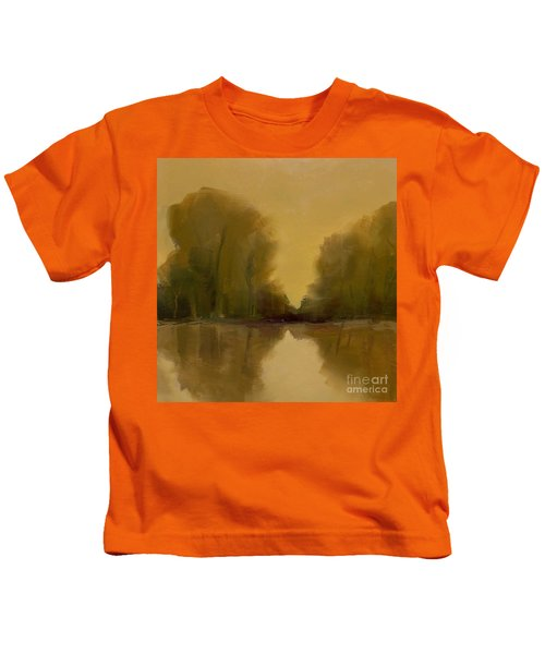 Warm Morning Kids T-Shirt