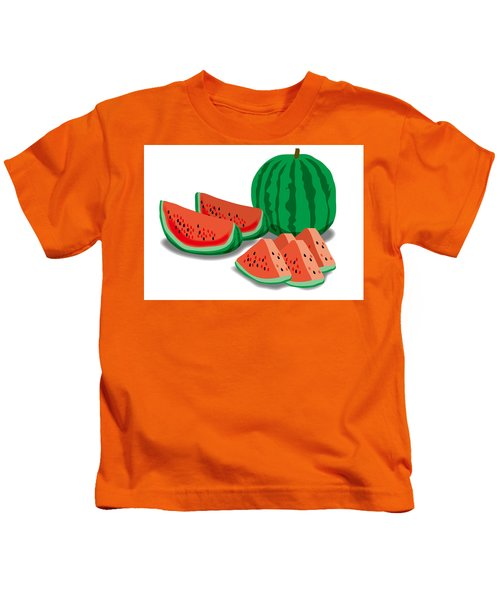 Watermelon Kids T-Shirt