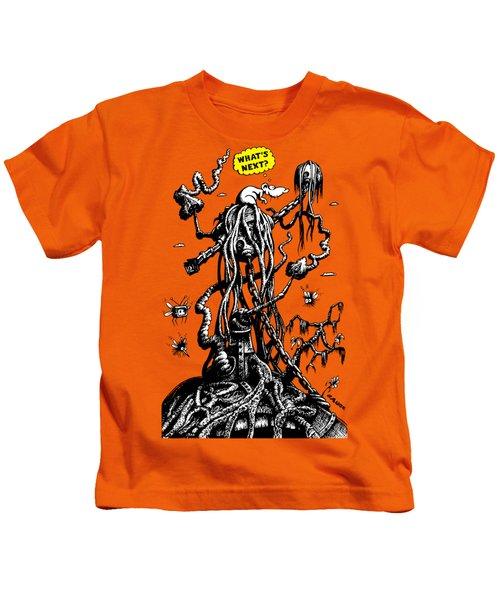 What's Next? Kids T-Shirt