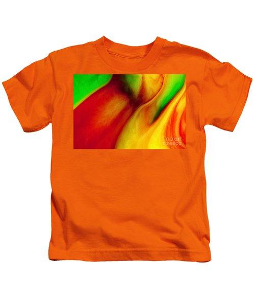 Where Time Stands Still Kids T-Shirt