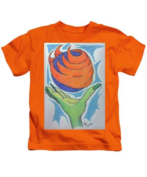 Wicket Fireball Kids T-Shirt
