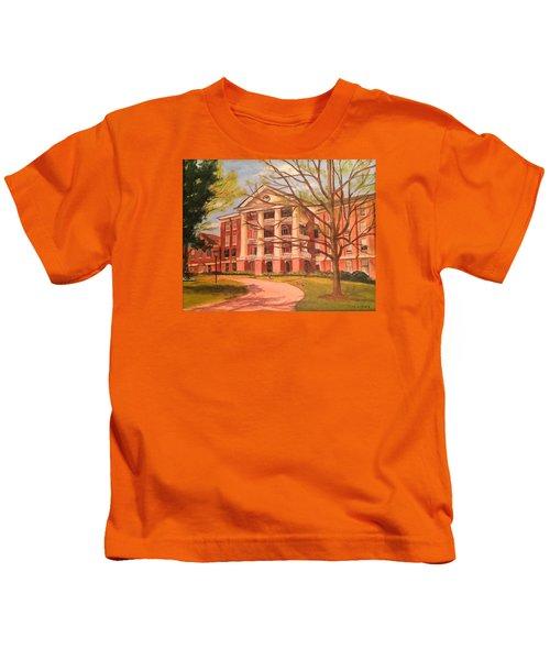 William Peace University Kids T-Shirt