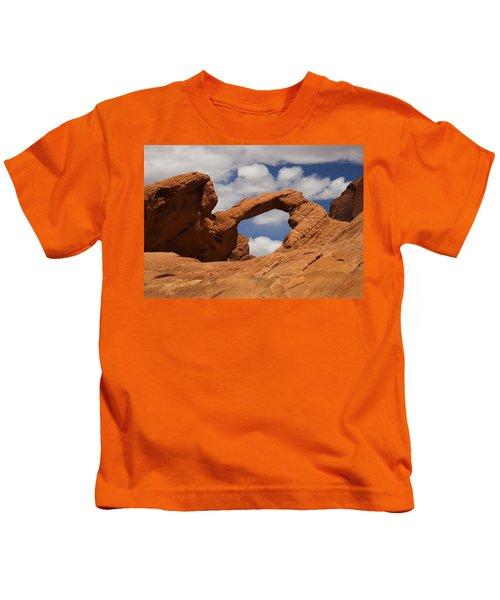 Window To The Heavens Kids T-Shirt