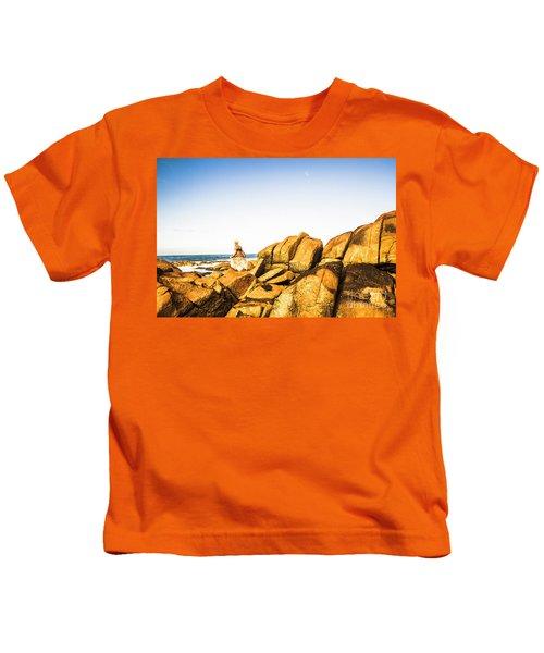 Wonderful West Coast Tasmania Kids T-Shirt