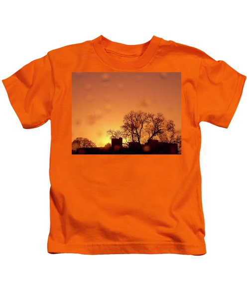 Yellow Sun Kids T-Shirt