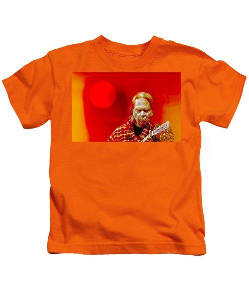 You Keep Me Searching Kids T-Shirt