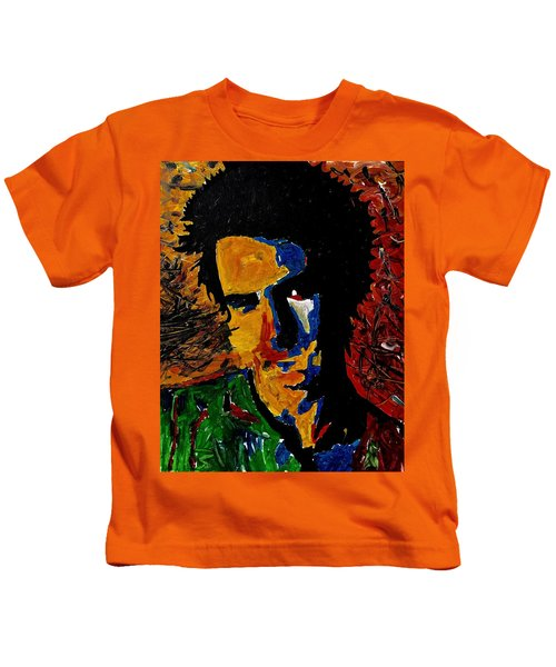 Young Sid Vicious Kids T-Shirt