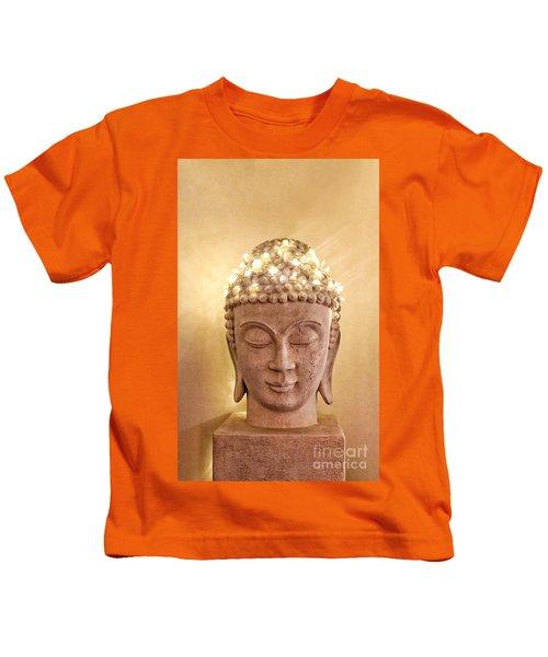 Dawn Buddha Kids T-Shirt