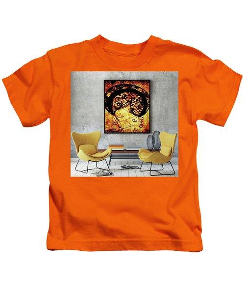 Lady Mystery Kids T-Shirt
