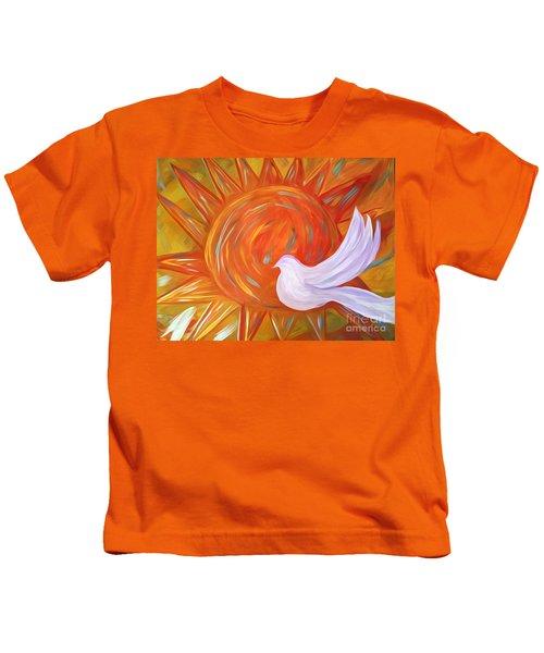 Healing Wings Kids T-Shirt
