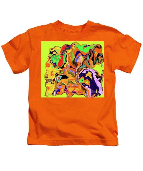 3-19-2010wabcdefghiklmnop Kids T-Shirt