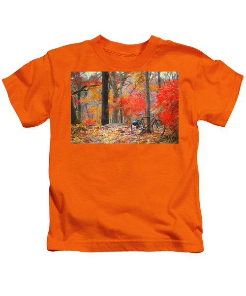 A Nice Place To Stop Kids T-Shirt