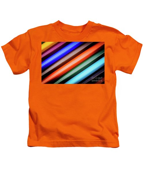 Abstract Kids T-Shirt