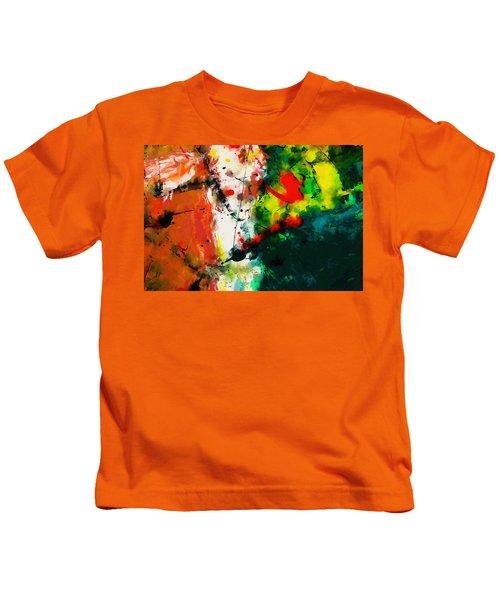 Abstract - Dwp443292860 Kids T-Shirt