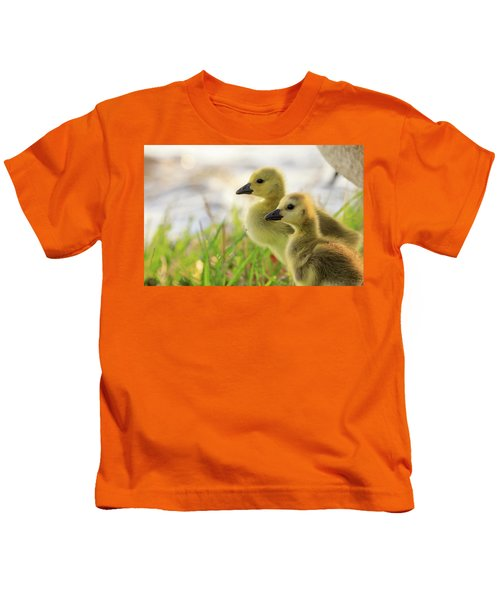 Boston Goslings Kids T-Shirt