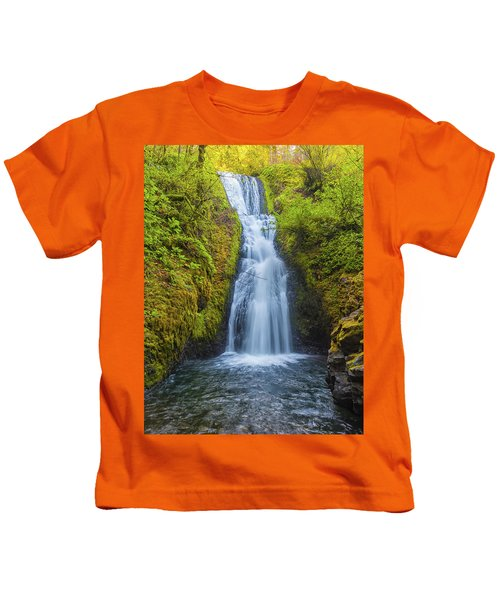 Bridal Veil Kids T-Shirt