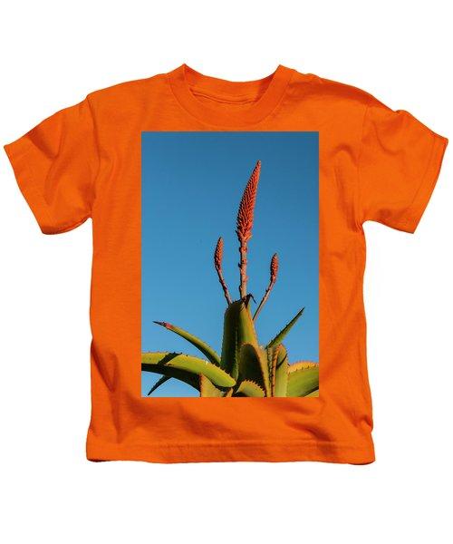 Cactus Flower Kids T-Shirt