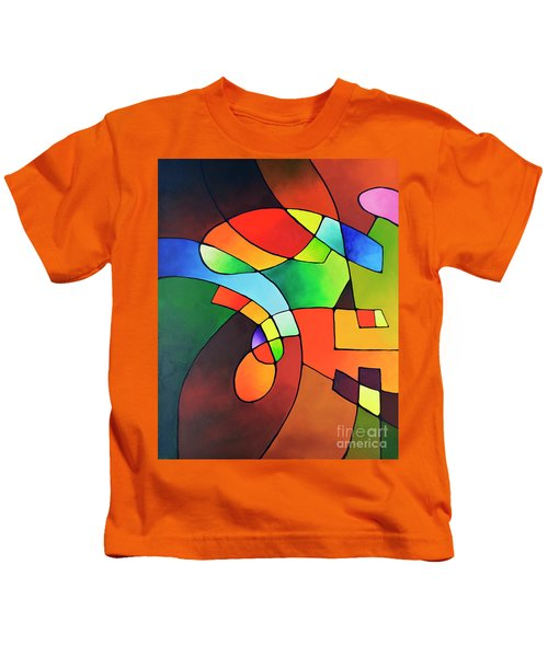 Clear Focus 2, Canvas One Kids T-Shirt