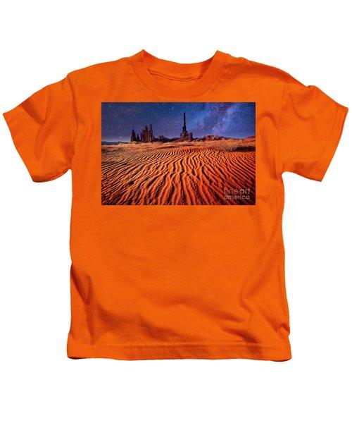 Clear Night Kids T-Shirt