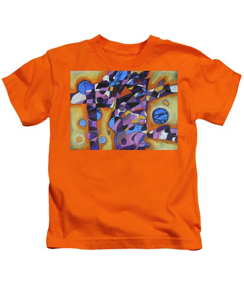 Cold Release Kids T-Shirt
