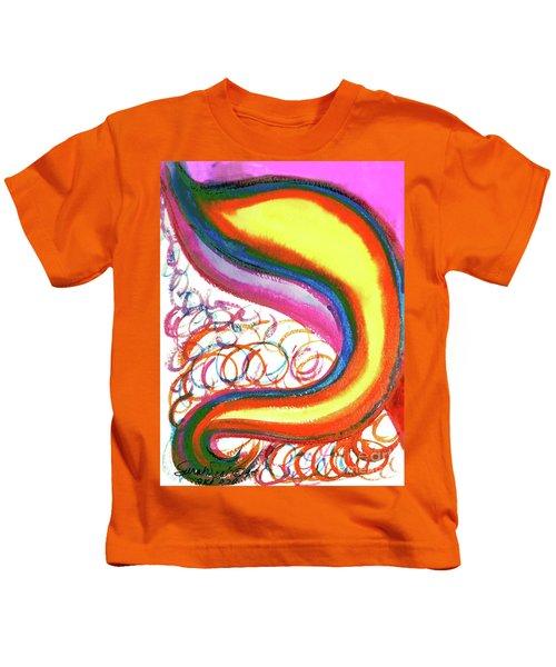 Cosmic Caf Ca4 Kids T-Shirt