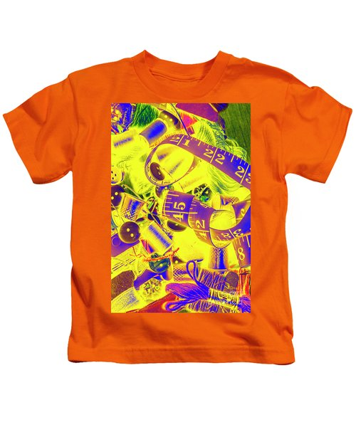 Crafting Colours Kids T-Shirt