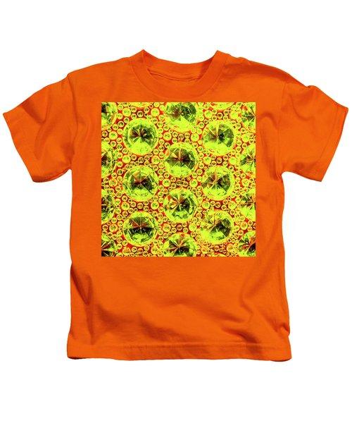 Cut Glass Beads 5 Kids T-Shirt