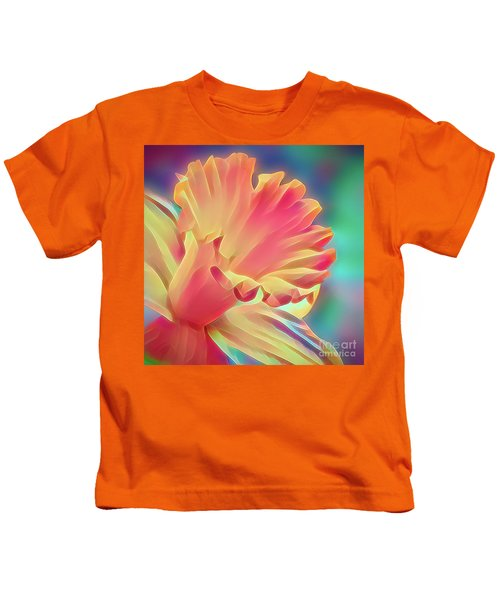 Daffy Daffodil 1 Kids T-Shirt