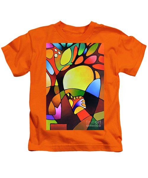 Daydream Canvas Three Kids T-Shirt