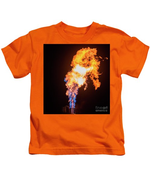Dragon Breath Kids T-Shirt