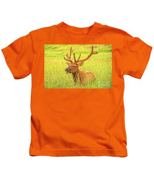 Elk Kids T-Shirt