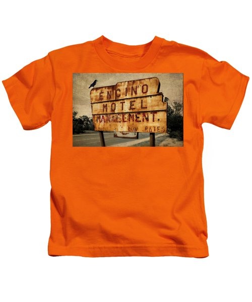 Encino Hotel Kids T-Shirt