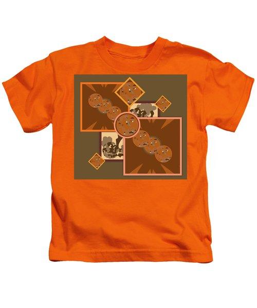 Falling Into Fall G106 Kids T-Shirt