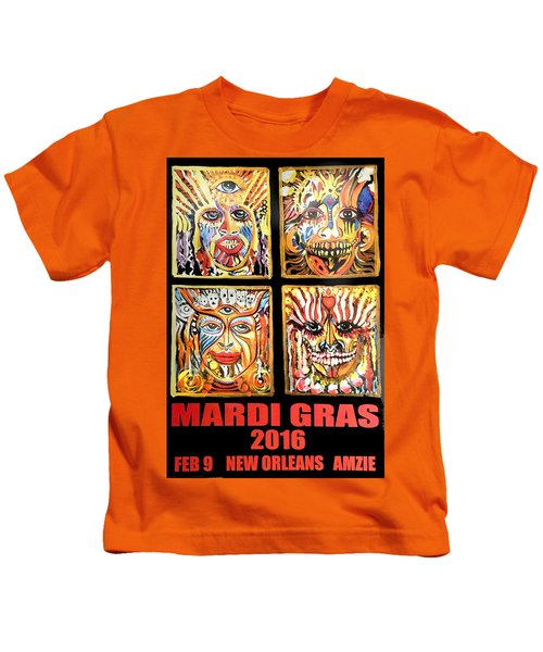 Four Happiness Kids T-Shirt
