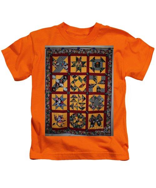 Frida Quilt Kids T-Shirt