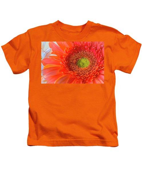 Gerbera Gorgeous  Kids T-Shirt