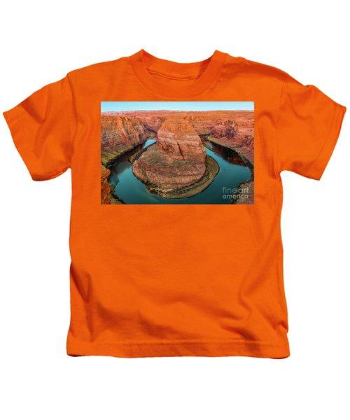 Horseshoe Bend Kids T-Shirt