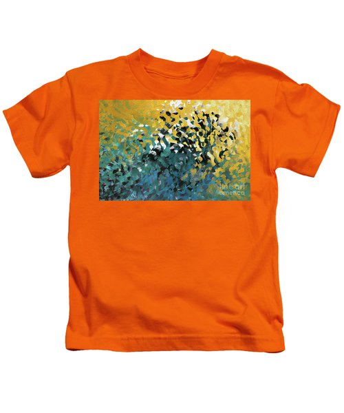 John 8 12. The Light Of Life Kids T-Shirt