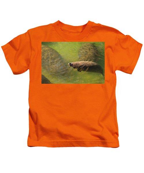 Manatees Kids T-Shirt