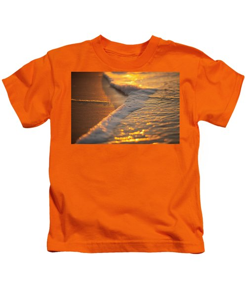 Morning Shoreline Kids T-Shirt