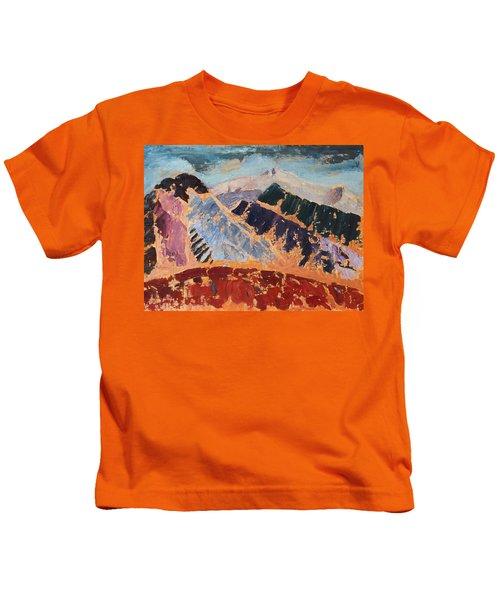 Mosaic Canigou Kids T-Shirt