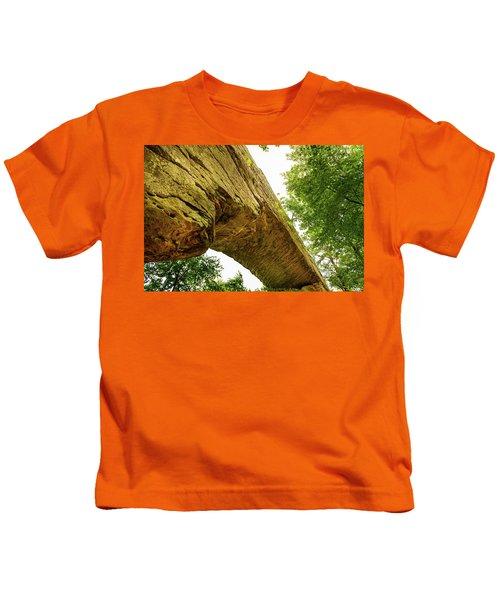 Natural Bridge 4 Kids T-Shirt