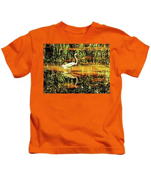 Nature's Mirror Kids T-Shirt