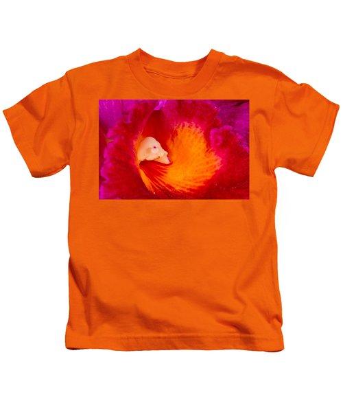 Orchid Vortex 458 Kids T-Shirt